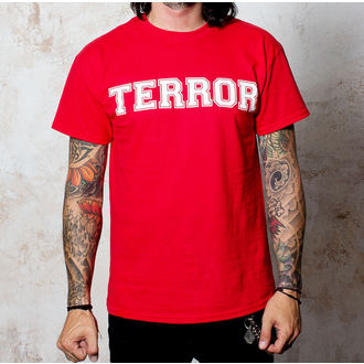 tričko pánske Terror - BigT - Red - BUCKANEER, Buckaneer, Terror