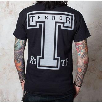tričko pánske Terror - BigT - Black - BUCKANEER, Buckaneer, Terror