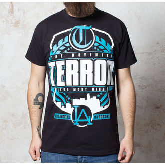 tričko pánske Terror - Most High - White - BUCKANEER, Buckaneer, Terror