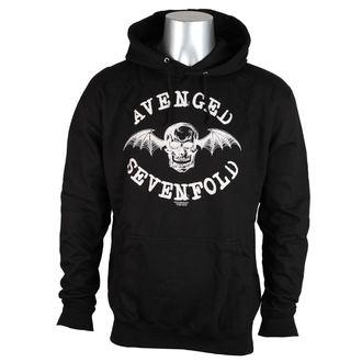 mikina pánska Avenged Sevenfold - Logo - Blk - ROCK OFF, BRAVADO EU, Avenged Sevenfold