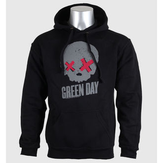 mikina pánska Green Day - Grayskull - Blk - ROCK OFF, BRAVADO EU, Green Day