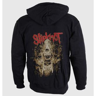 mikina pánska Slipknot - Skull Teeth - Blk - BRAVADO EU, BRAVADO EU, Slipknot