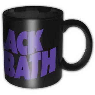 hrnček Black Sabbath - Wavy Logo - ROCK OFF, ROCK OFF, Black Sabbath