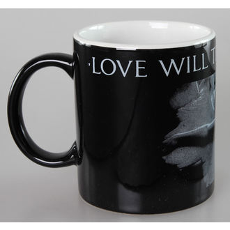 hrnček Joy Division - Love Will Tear - Black - ROCK OFF, ROCK OFF, Joy Division
