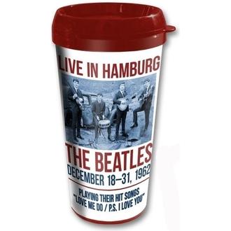 hrnček termo The Beatles - Hamburg - ROCK OFF, ROCK OFF, Beatles