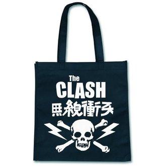 taška (kabelka) The Clash - Skull - ROCK OFF