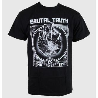 tričko pánske Brutal Truth - End Time - RELAPSE, RELAPSE, Brutal Truth