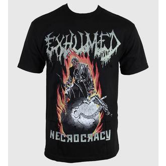 tričko pánske Exhumed - Necrocracy - RELAPSE, RELAPSE, Exhumed