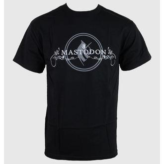 tričko pánske Mastodon - Logo Remission - RELAPSE, RELAPSE, Mastodon