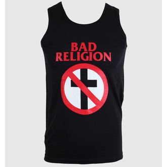 tielko pánske Bad Religion - Cross Buster - Black - KINGS ROAD, KINGS ROAD, Bad Religion