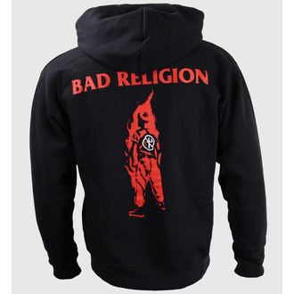 mikina pánska Bad Religion - Suffer - Black - KINGS ROAD, KINGS ROAD, Bad Religion