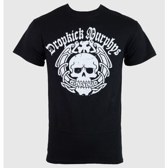 tričko pánske Dropkick Murphys - Boston Skull - Black - KINGS ROAD, KINGS ROAD, Dropkick Murphys