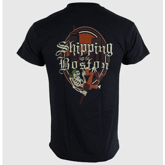 tričko pánske Dropkick Murphys - Shipping Up To Boston - Black - KINGS ROAD, KINGS ROAD, Dropkick Murphys