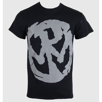 tričko pánske Pennywise - Large Gray Logo - Black - KINGS ROAD, KINGS ROAD, Pennywise