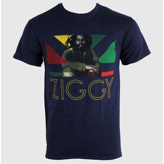 tričko pánske Ziggy Marley - Blue Navy - KINGS ROAD, KINGS ROAD, Ziggy Marley