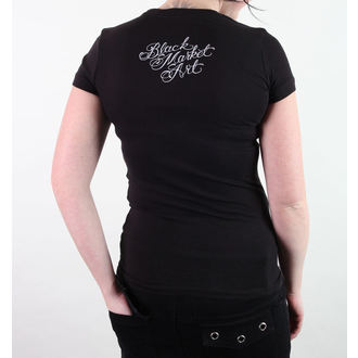 tričko dámske BLACK MARKET - Adi- Boxer, BLACK MARKET