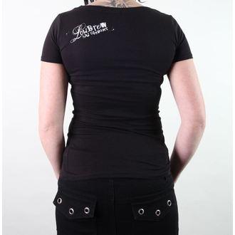 tričko dámske BLACK MARKET - Whitney Lenos - Get Busy Living Scoop, BLACK MARKET