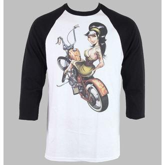 tričko pánske BLACK MARKET - Tyson Mcadoo - Hard Tail, BLACK MARKET