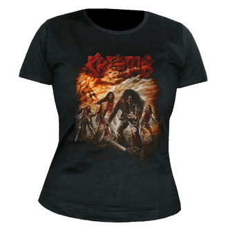 tričko dámske Kreator - Dying Alive - NUCLEAR BLAST, NUCLEAR BLAST, Kreator
