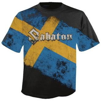 tričko pánske Sabaton - Swedish Empire Live Deluxe - NUCLEAR BLAST, NUCLEAR BLAST, Sabaton