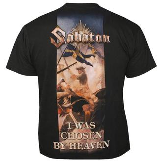 tričko pánske Sabaton - I Was Chosen By Heaven - NUCLEAR BLAST, NUCLEAR BLAST, Sabaton