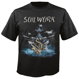 tričko pánske Soilwork - We Break For Nobody - NUCLEAR BLAST, NUCLEAR BLAST, Soil Work