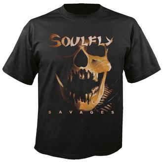 tričko pánske Soulfly - Savages - NUCLEAR BLAST, NUCLEAR BLAST, Soulfly
