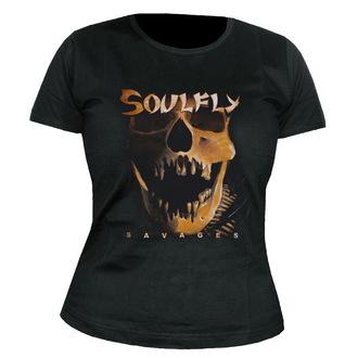 tričko dámske Soulfly - Savages - NUCLEAR BLAST, NUCLEAR BLAST, Soulfly