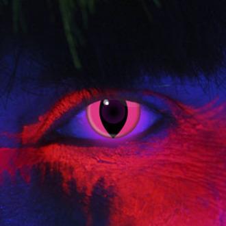 kontaktné šošovka PINK CAT UV - EDIT, EDIT
