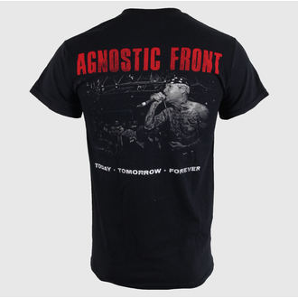 tričko pánske Agnostic Front - Today - Black - RAGEWEAR, RAGEWEAR, Agnostic Front