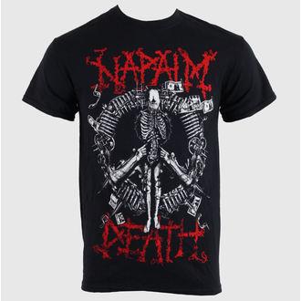 tričko pánske Napalm Death - Peace - RAGEWEAR, RAGEWEAR, Napalm Death