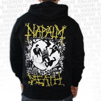 mikina pánska Napalm Death - Ultilitarian - RAGEWEAR, RAGEWEAR, Napalm Death