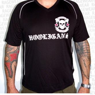tričko pánske (dres) Rancid - Hooligans - Black - RAGEWEAR, RAGEWEAR, Rancid