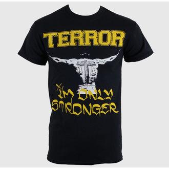 tričko pánske Terror - Cape Fear - Black - RAGEWEAR, RAGEWEAR, Terror