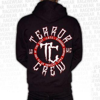 mikina pánska Terror - Hardship - Black - RAGEWEAR, RAGEWEAR, Terror