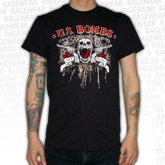 tričko pánske US Bombs - Generation Kennedy - RAGEWEAR, RAGEWEAR, U.S.Bombs