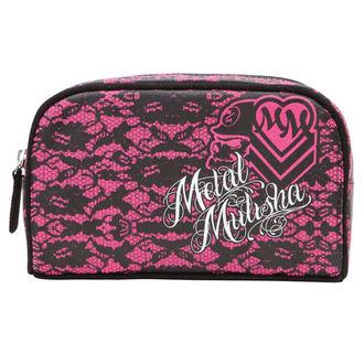 taška na Make-up METAL MULISHA - DOLLED UP, METAL MULISHA