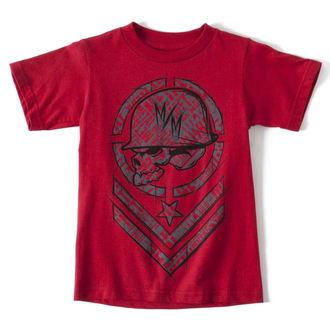 tričko detské METAL MULISHA - SHRED, METAL MULISHA