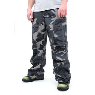 kalhoty SURPLUS - Infantry - Nightcamo, SURPLUS