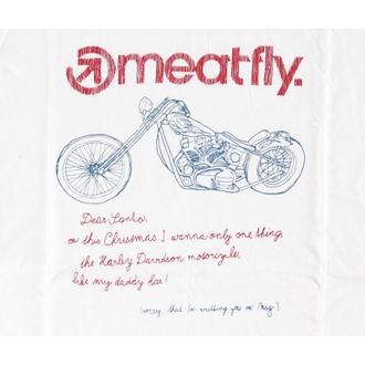 tričko pánske MEATFLY - WISHLIST A, MEATFLY