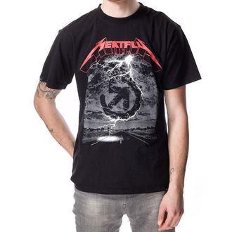 tričko pánske MEATFLY - METALICA A, MEATFLY