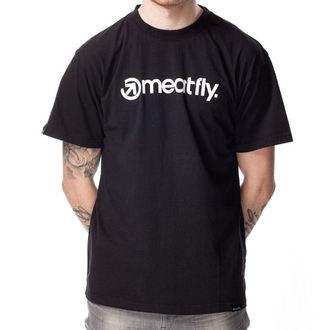 tričko pánske MEATFLY - LOGO D, MEATFLY