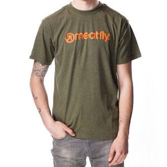 tričko pánske MEATFLY - LOGO E, MEATFLY