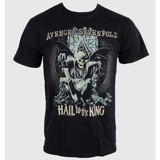 tričko pánske Avenged Sevenfold - En Vie - Blk - BRAVADO EU - ASTS09MB