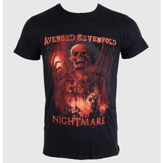tričko pánske Avenged Sevenfold - Inner Rage - Blk - BRAVADO EU - ASTS10MB