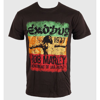 tričko pánske Bob Marley - Movement Dk, ROCK OFF, Bob Marley