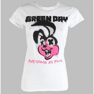 tričko dámske Green Day - Road Kill Skinny - BRAVADO EU, BRAVADO EU, Green Day