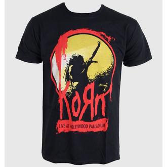 tričko pánske Korn - Stage - Blk - BRAVADO EU, BRAVADO EU, Korn