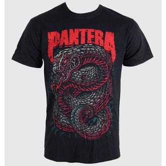 tričko pánske Pantera - Venomous - Blk - BRAVADO EU, BRAVADO EU, Pantera