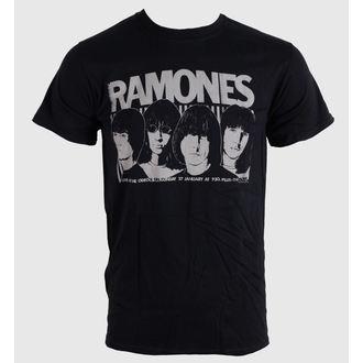 tričko pánske Ramones - Odeon Poster - Blk - BRAVADO EU, BRAVADO EU, Ramones